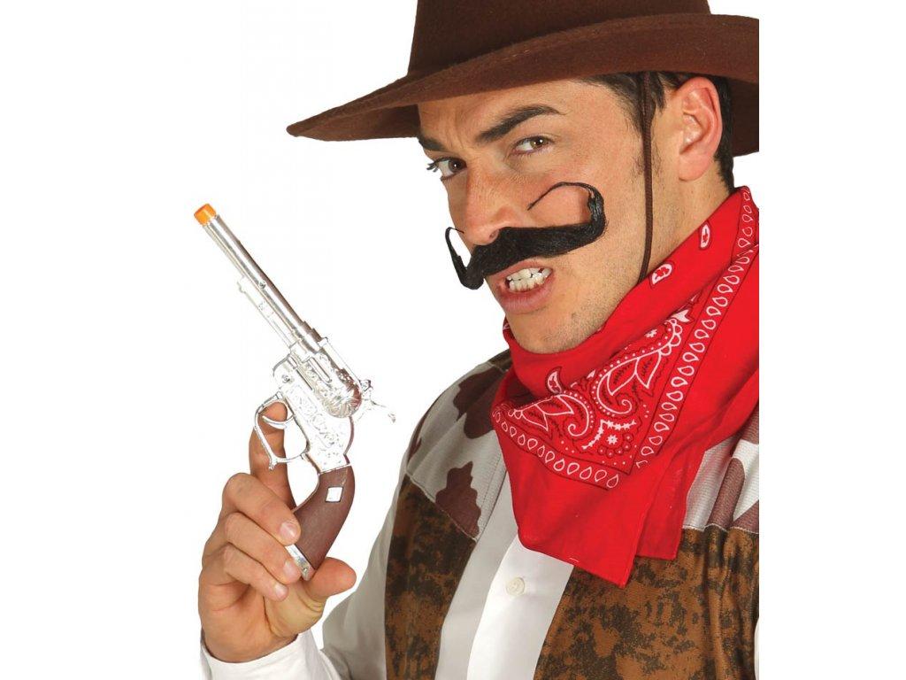 Karnevalové zbrane, meče, pištole a iné