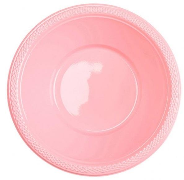 Plastové misky