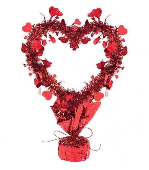 Valentínske dekorácie