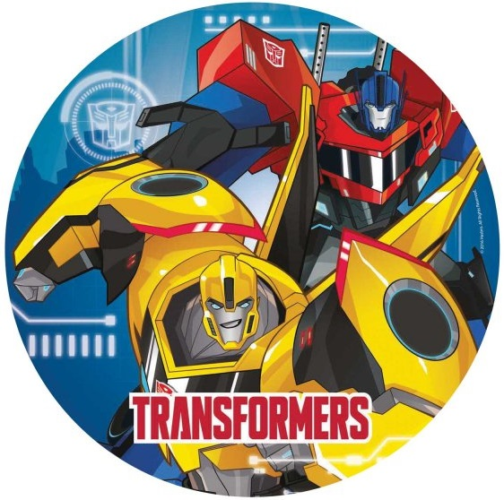Oslava Transformers