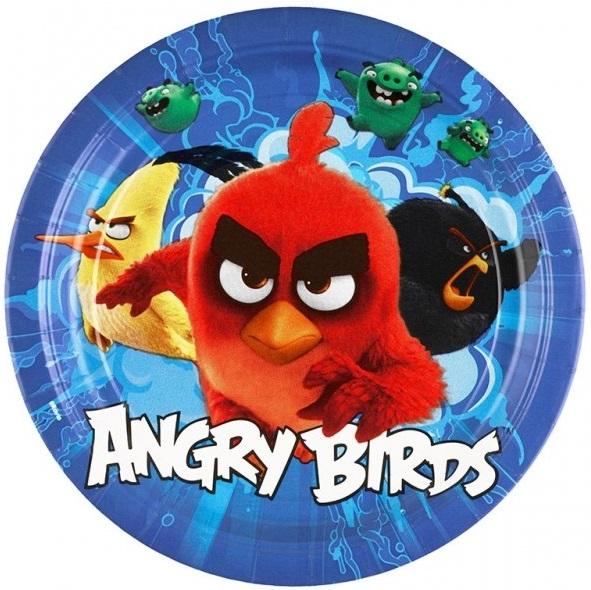 Oslava Angry Birds vo filme