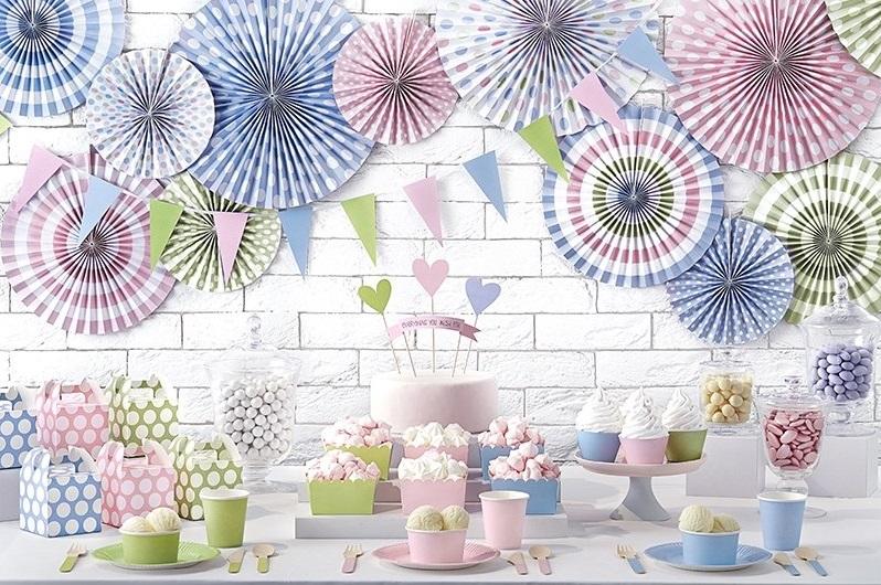 Candy bar pastelový