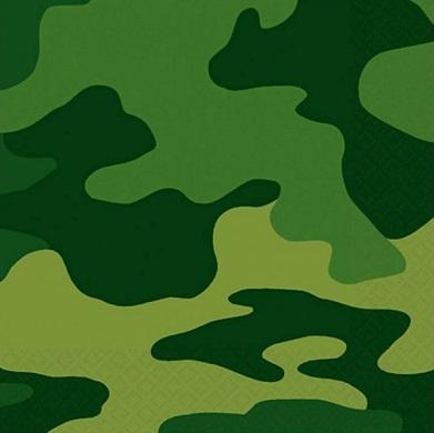 Párty - vojenská