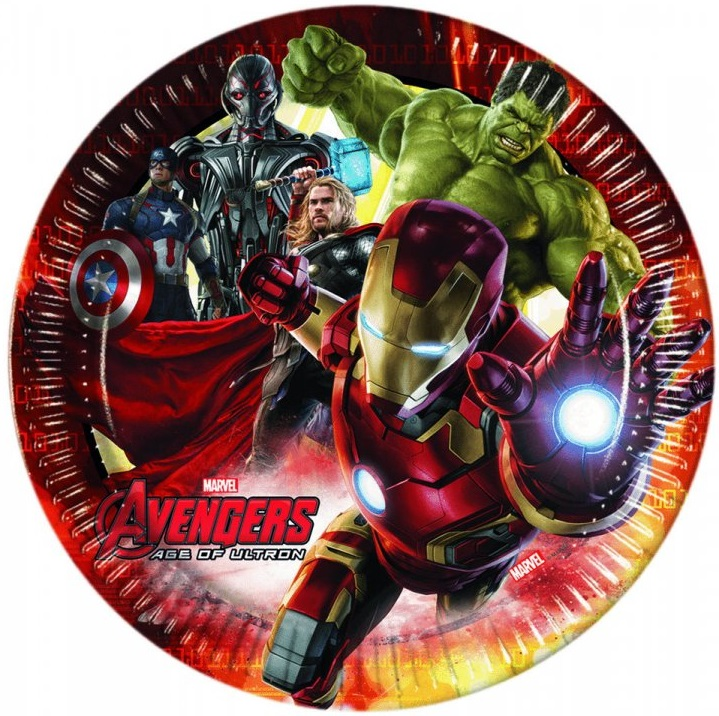 Oslava Avengers