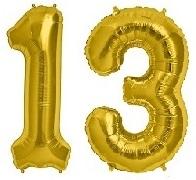 13. narodeniny
