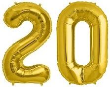 20. narodeniny