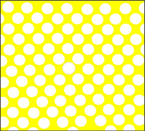 Žltá bodkovaná