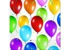 Narodeninová balónová oslava
