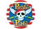 Oslava v štýle Piráti - Párty výzdoba