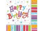 Narodeninová oslava Šťastné narodeniny