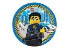 Oslava v štýle Lego - Párty výzdoba