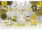 Candy bar v štýle Včielky