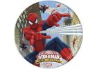 Oslava v štýle Spiderman - Párty výzdoba