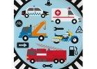 Oslava v štýle Cestnej premávky - Párty výzdoba