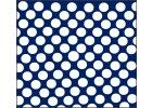 Modrá bodkovaná