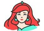 Ariel Malá morská víla