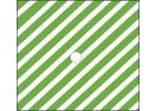 Zelená pruhovaná