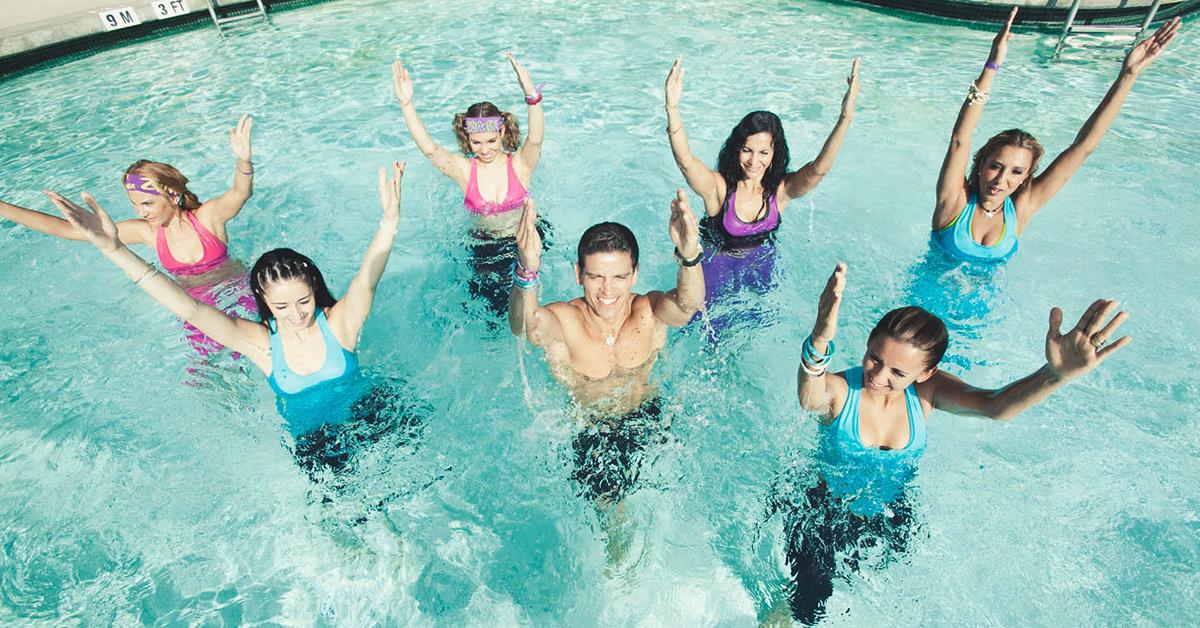 aqua-aerobics