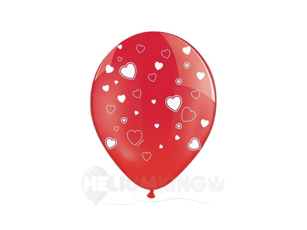 Lacny balon srdiecka