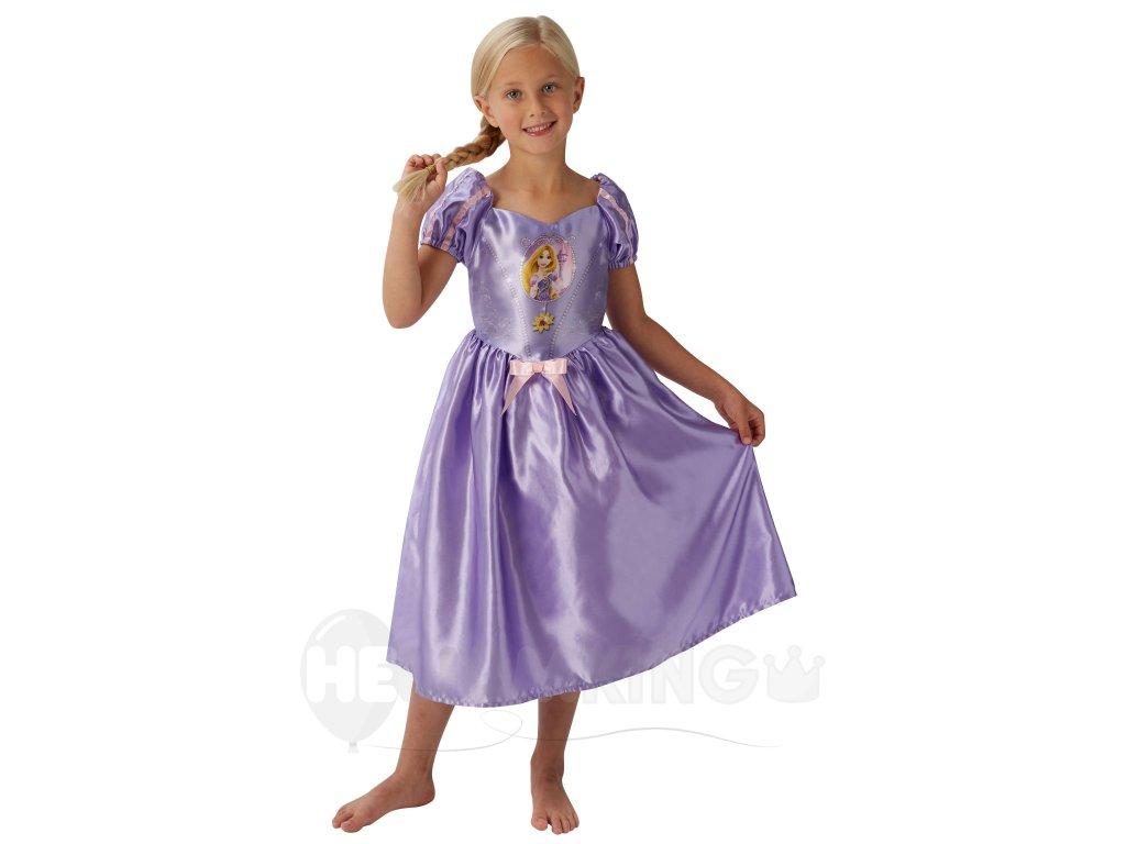 Kostým Rapunzel - Zlatovláska - detský