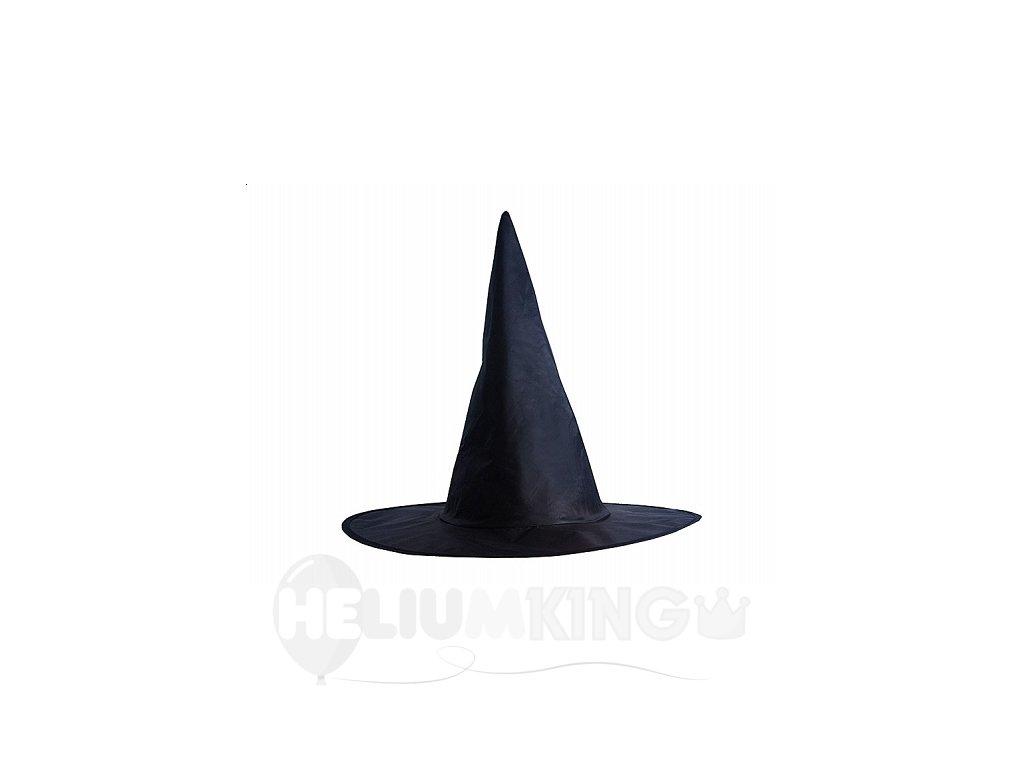 Klobúk čarodejnický Klasik čierny