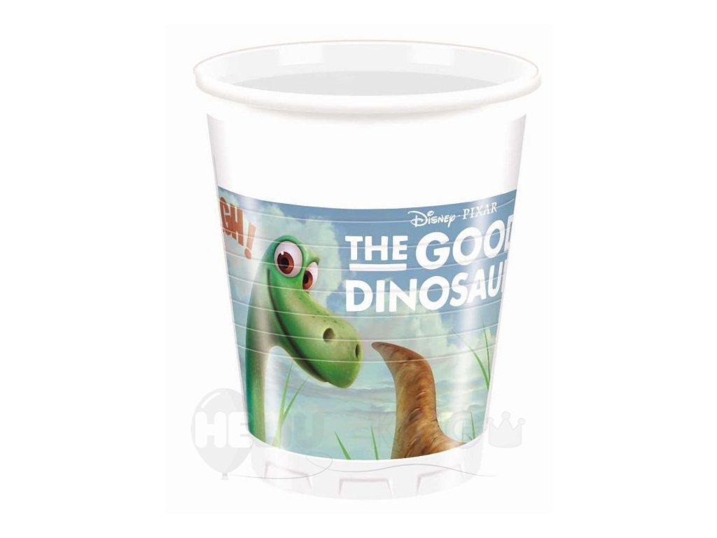 Poháre Dobrý dinosaurus 8 ks