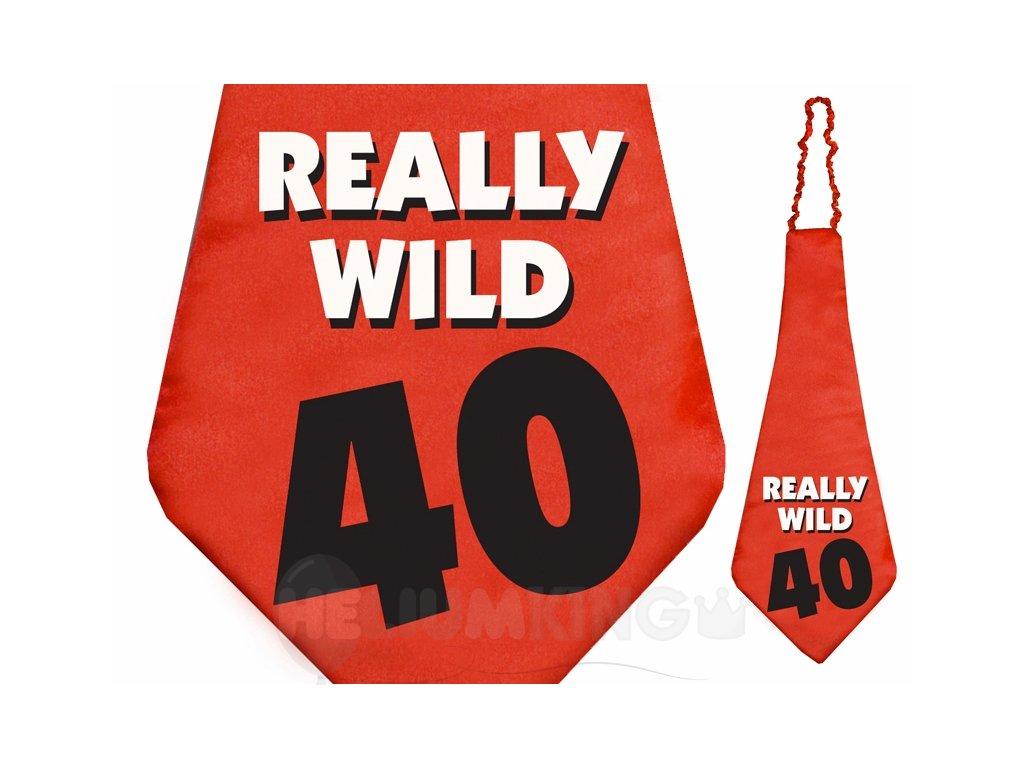 """Party kravata 40 """"Really wild"""""""