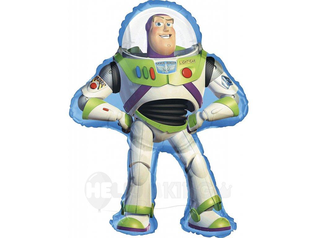 Fóliový balón Buzz z Toy Story