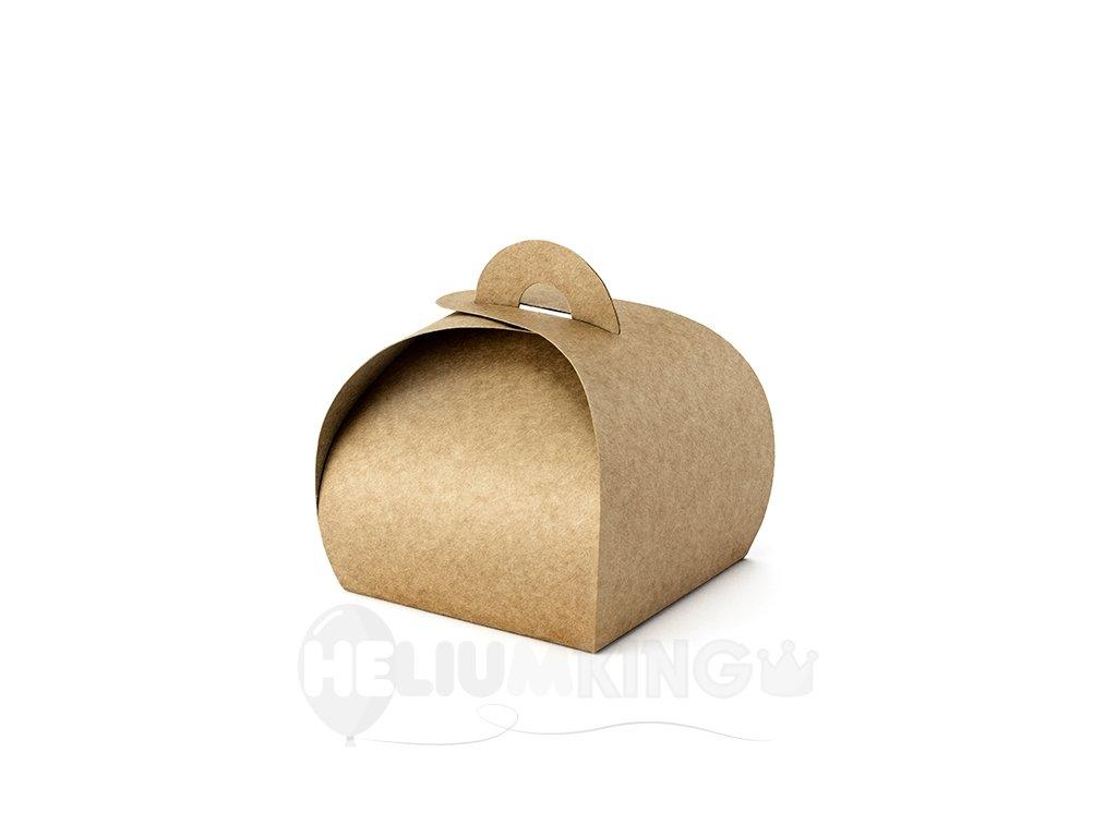 ba17ee87e Darcekova krabicka hneda. 1 z 2. Krabicka na darceky prirodna. Darčekové  krabičky - hnedé 10 ks