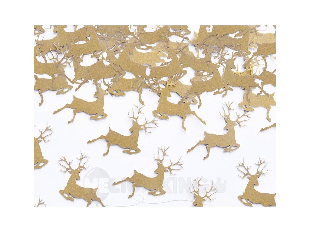 Konfety Rudolf zlaté