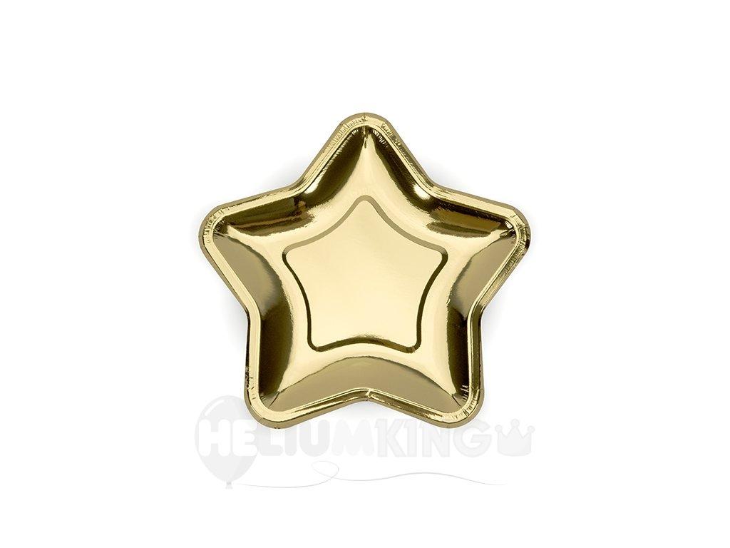 Taniere hviezda zlate