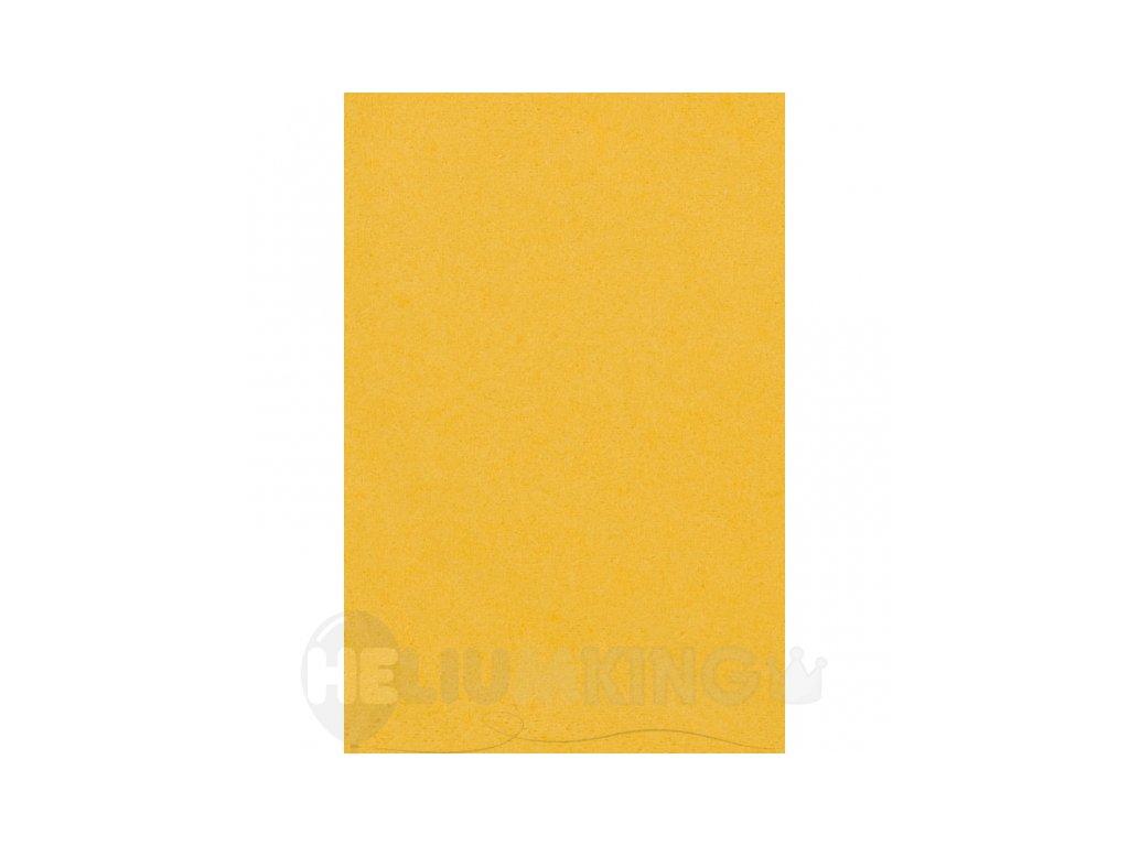 Obrus žltý 137 x 274 cm