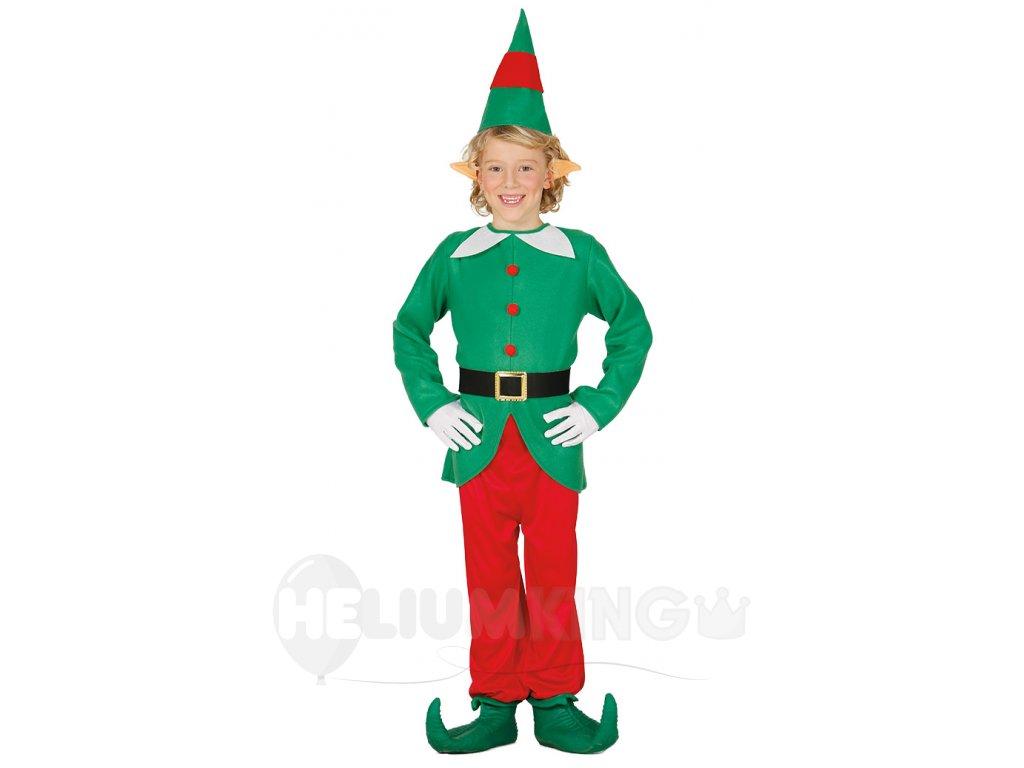 ba6dd7dfa Detský kostým Elf - HeliumKing.sk