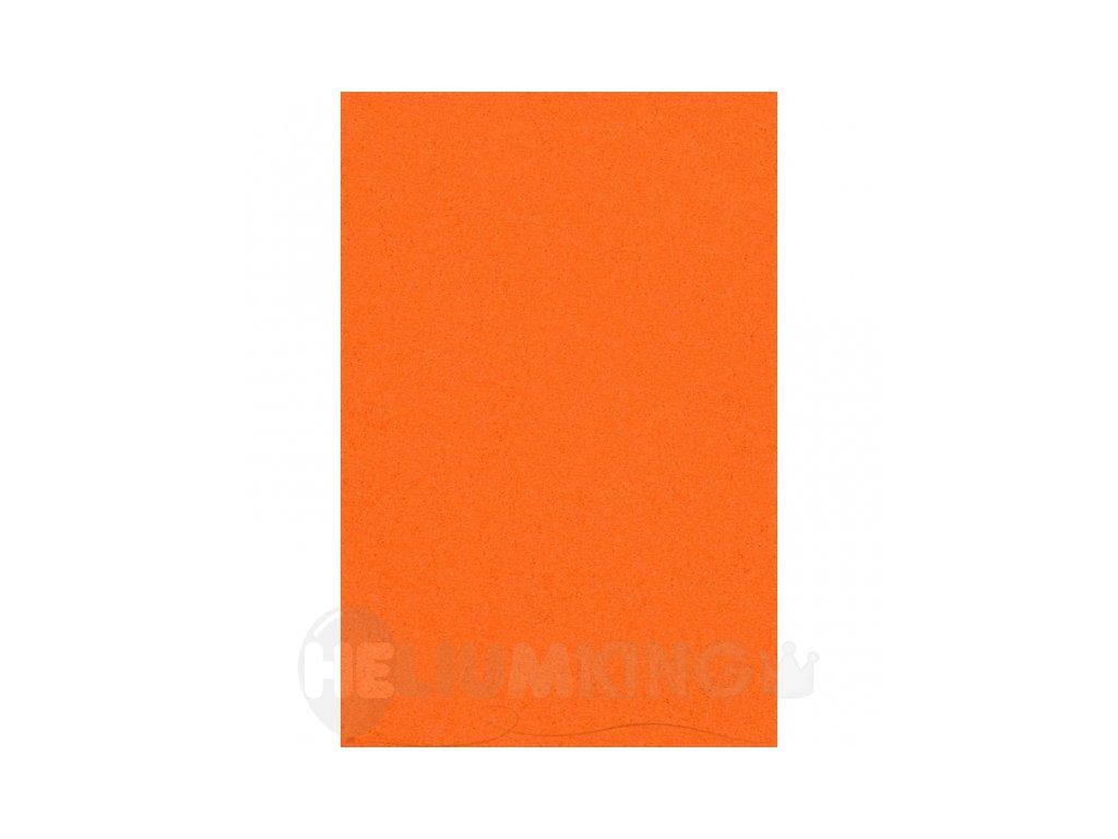 Obrus oranžový 137 x 274 cm