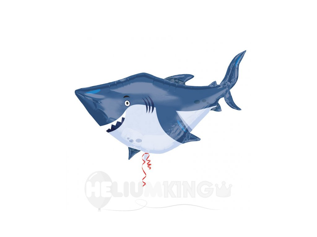 Foliovy balon zralok