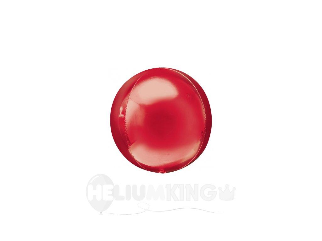 Foliovy balon Gula cervena