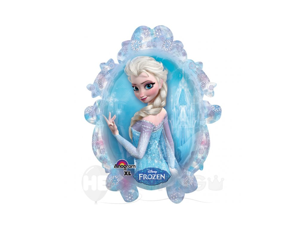 Foliovy balon Frozen