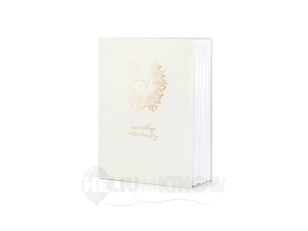 Kniha Hostí krémova