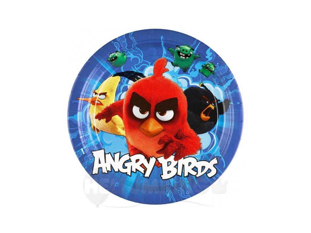 Taniere Angry Birds vo filme 8 ks
