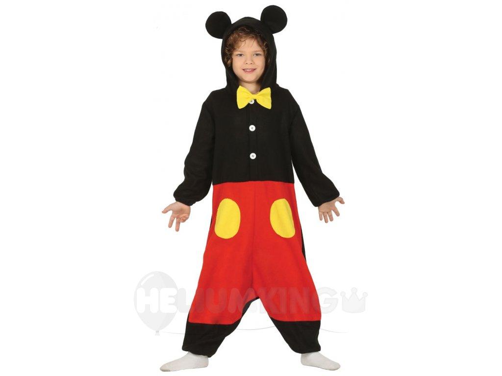 Detský kostým - Mickey Mouse - HeliumKing.sk 06478fe2052