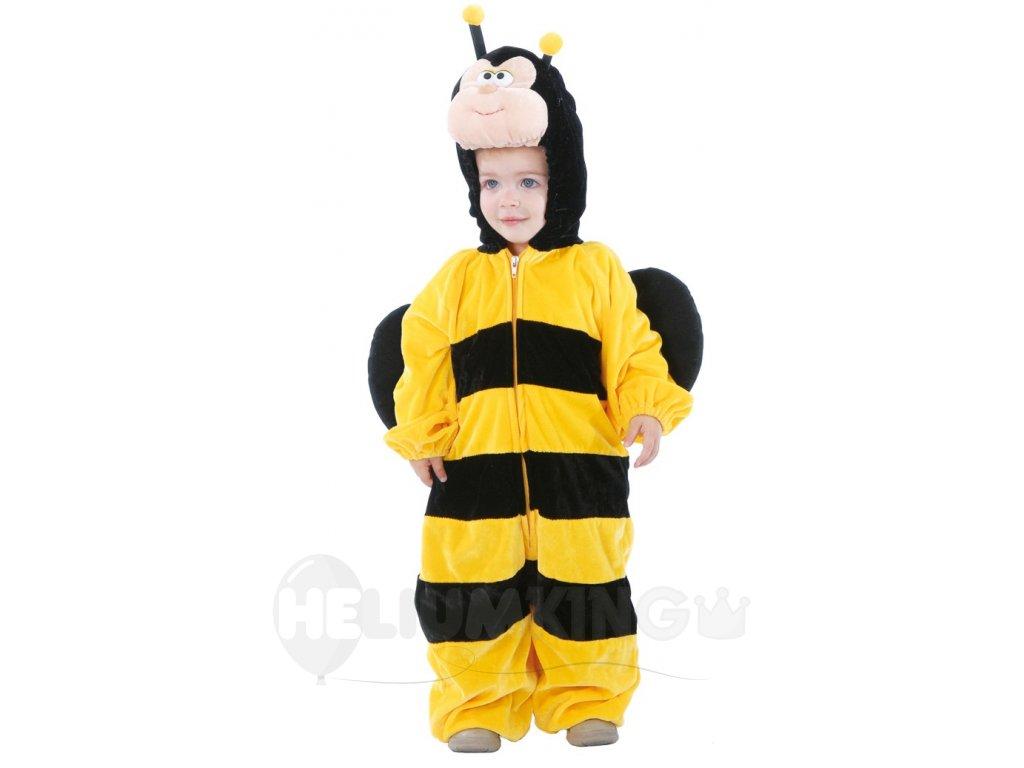 Kostým včielka (Veľkosť 12 - 24 mesiacov)