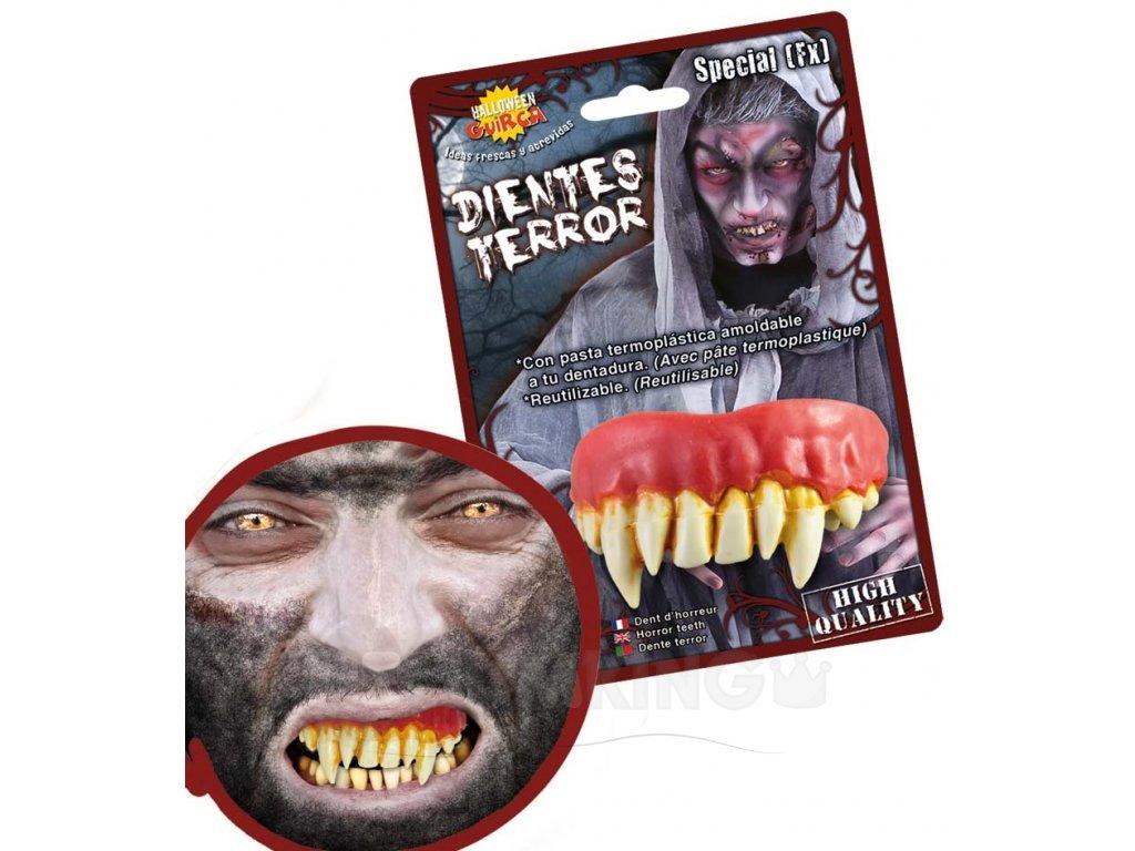 Monštrum zuby