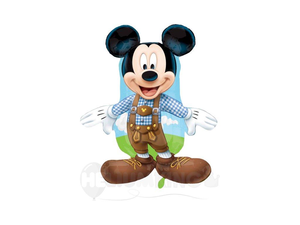 Fóliový balón Mickey postava
