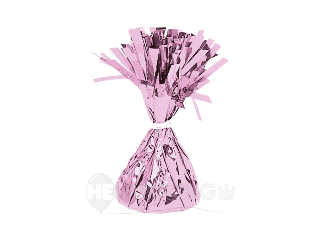 Závažie na balóny ružové