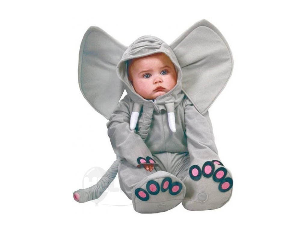 Kostým Slon