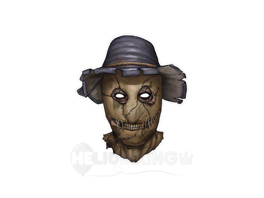 Maska strašiak