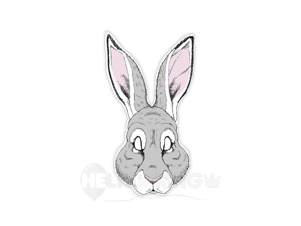 Maska zajačik