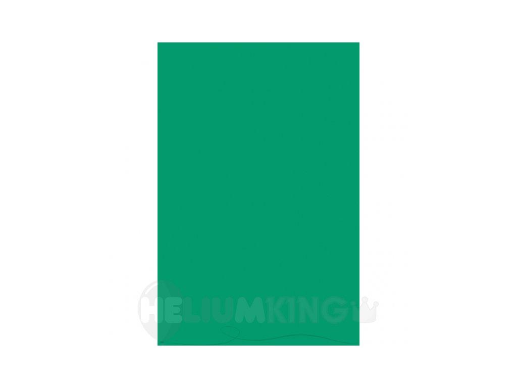 Obrus plastový slávnostná zelená