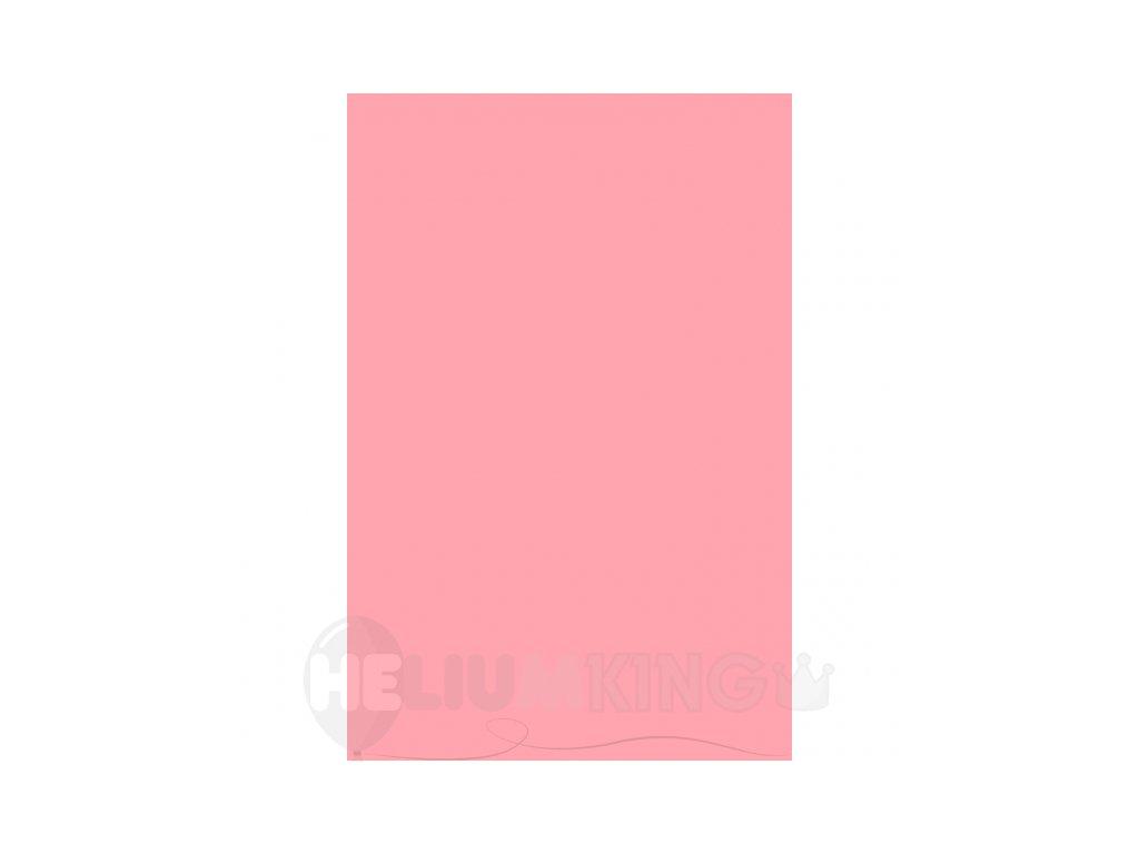 Obrus plastový ružový