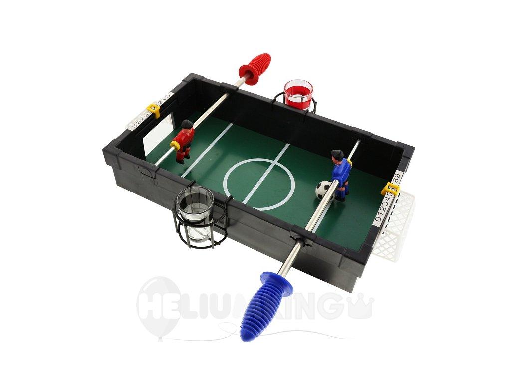 Mini stolný futbal – Alkoholová hra